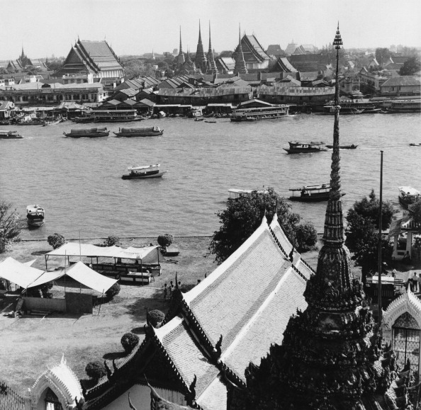 バンコク「Chao Phraya River」:写真・画像(16)[壁紙.com]