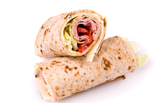 Whole Wheat「Ham and Cheese wrap」:スマホ壁紙(16)