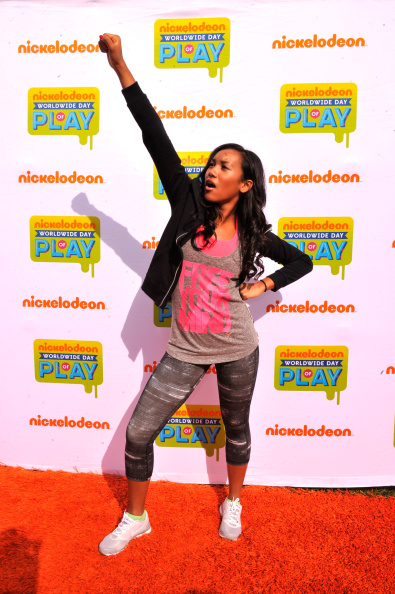 Stephen Lovekin「Nickelodeon's 11th Annual Worldwide Day of Play - Orange Carpet」:写真・画像(18)[壁紙.com]
