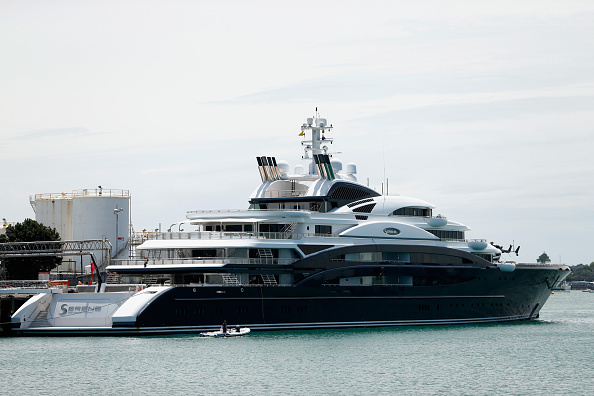 Tranquility「Superyacht Arrives In New Zealand」:写真・画像(10)[壁紙.com]