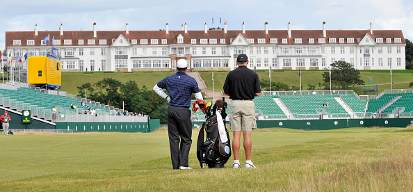 Golf Tournament「138th British Open Golf at Turnbury 2009」:写真・画像(18)[壁紙.com]