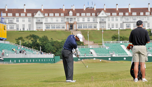 Golf Tournament「138th British Open Golf at Turnbury 2009」:写真・画像(19)[壁紙.com]