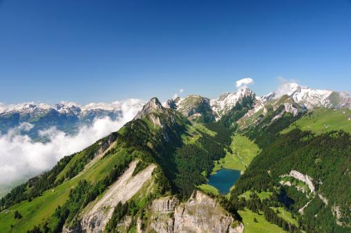 European Alps「Swiss mountains」:スマホ壁紙(3)