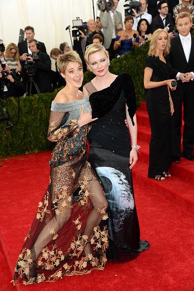 """Kirsten Dunst「""""Charles James: Beyond Fashion"""" Costume Institute Gala - Arrivals」:写真・画像(15)[壁紙.com]"""