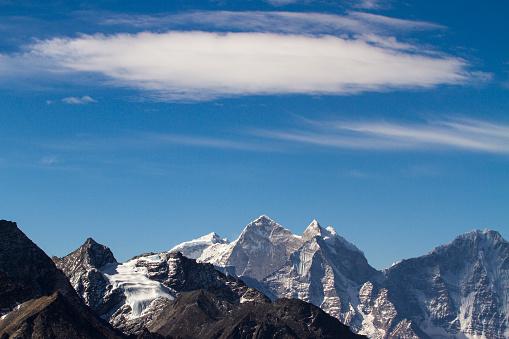 Khumbu「Mount Thamserku in Nepal Himalayas」:スマホ壁紙(5)