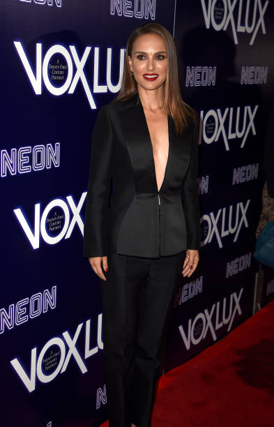 "Premiere Of Neon's ""Vox Lux"" - Red Carpet:ニュース(壁紙.com)"
