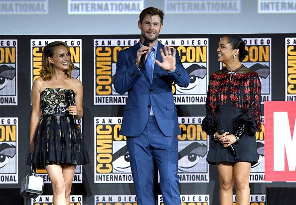 Comic con「2019 Comic-Con International - Marvel Studios Panel」:写真・画像(16)[壁紙.com]