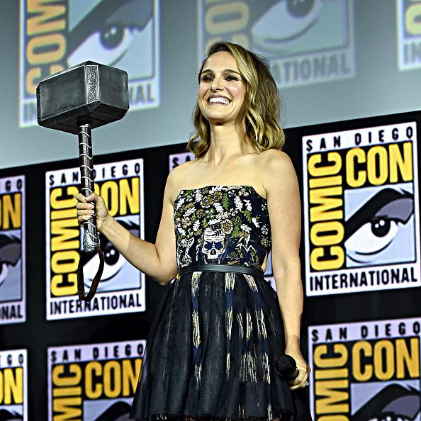 Comic con「Marvel Studios Hall H Panel」:写真・画像(12)[壁紙.com]