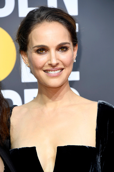 Natalie Portman「75th Annual Golden Globe Awards - Arrivals」:写真・画像(9)[壁紙.com]