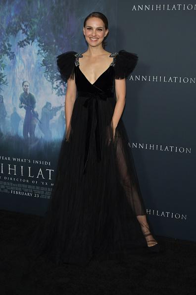 """Film Premiere「Premiere Of Paramount Pictures' """"Annihilation"""" - Arrivals」:写真・画像(17)[壁紙.com]"""