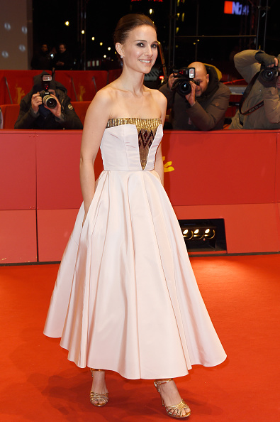 Pink Dress「'As We Were Dreaming' Premiere - 65th Berlinale International Film Festival」:写真・画像(16)[壁紙.com]