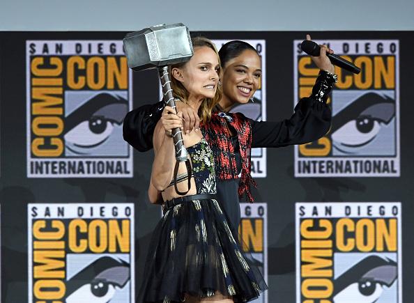 Comic con「2019 Comic-Con International - Marvel Studios Panel」:写真・画像(14)[壁紙.com]