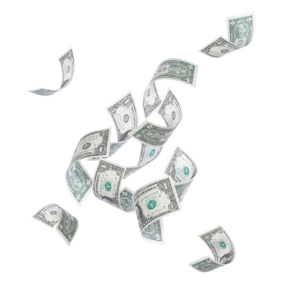 Banking「Falling Money」:スマホ壁紙(19)