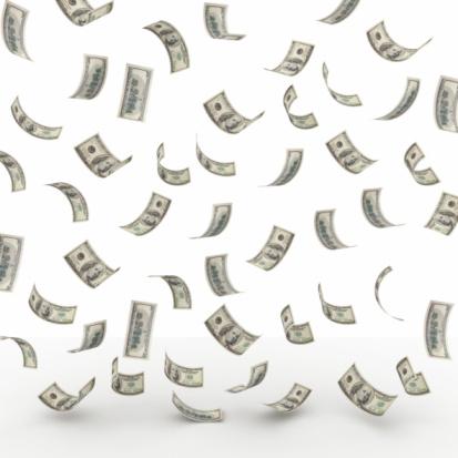 Pennies from Heaven「Falling Money」:スマホ壁紙(19)