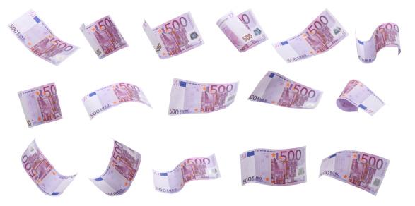 Banking「Falling money」:スマホ壁紙(5)