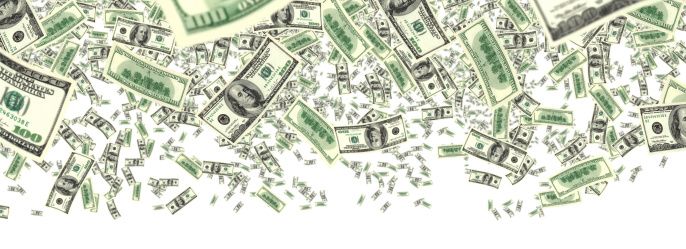 Employment And Labor「falling money」:スマホ壁紙(2)
