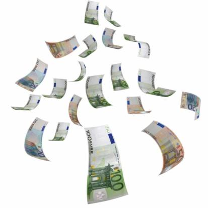 Bank Account「Falling Money - Euro」:スマホ壁紙(19)