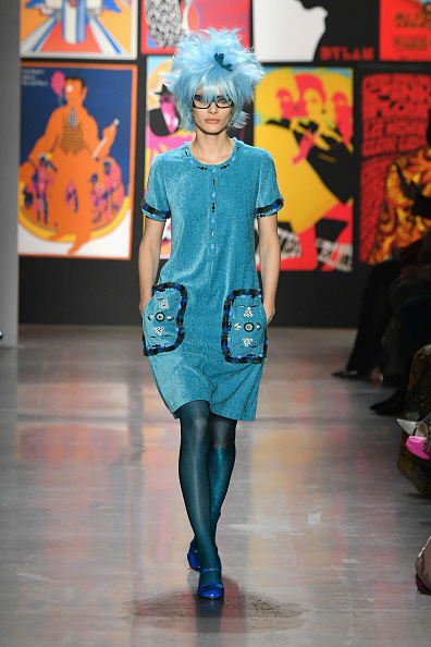 Mike Coppola「Anna Sui - Runway - February 2019 - New York Fashion Week: The Shows」:写真・画像(10)[壁紙.com]