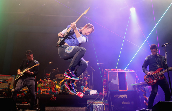 Coldplay「Sentebale Concert - Show」:写真・画像(4)[壁紙.com]