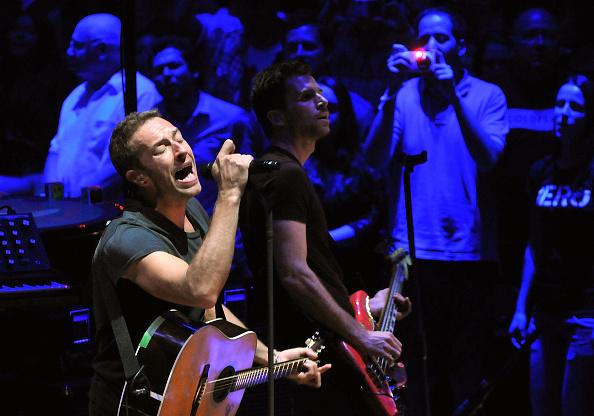 コンサート「Coldplay Perform At The Royal Albert Hall」:写真・画像(18)[壁紙.com]