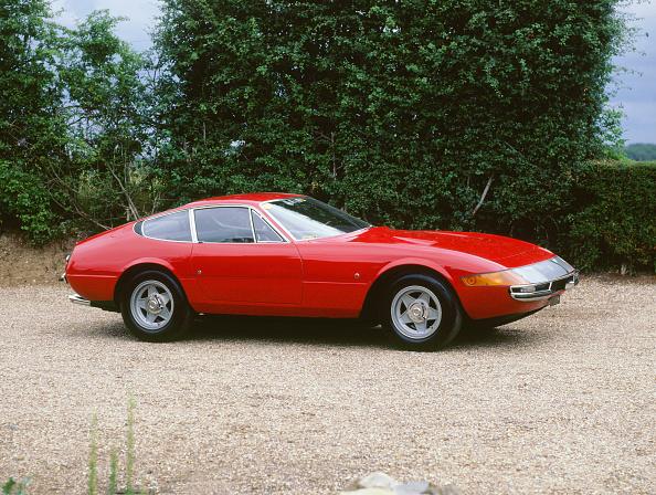 Ferrari「1972 Ferrari 365 GTB/4 Daytona」:写真・画像(12)[壁紙.com]