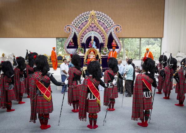 Dedication「Shree Muktajeevan Pipe Band」:写真・画像(14)[壁紙.com]