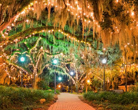 Tallahassee「Downtown Park Tallahassee Florida」:スマホ壁紙(0)