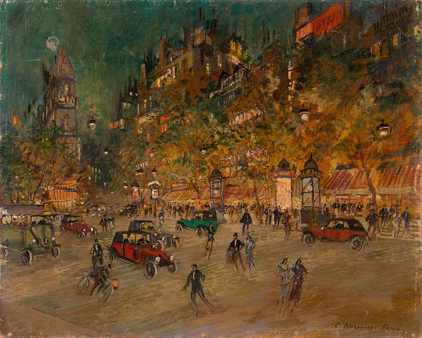 Cityscape「Grands Boulevards In Paris.」:写真・画像(15)[壁紙.com]