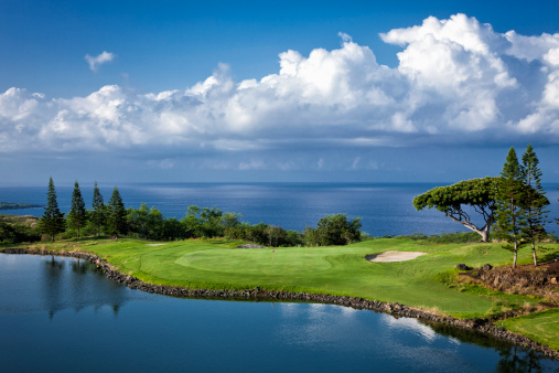 Hawaii Islands「Mountain Course of Kona Country Club」:スマホ壁紙(10)