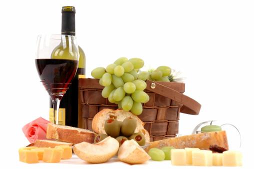 Picnic「Wine and Cheese」:スマホ壁紙(10)