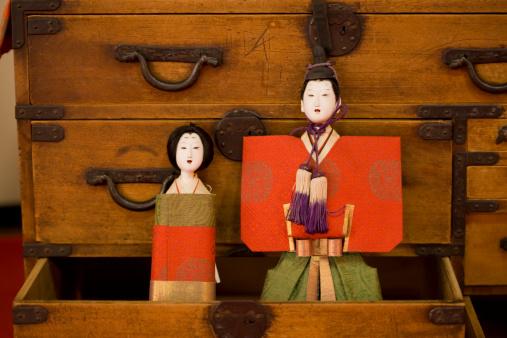 ひな祭り「Hina Doll」:スマホ壁紙(8)
