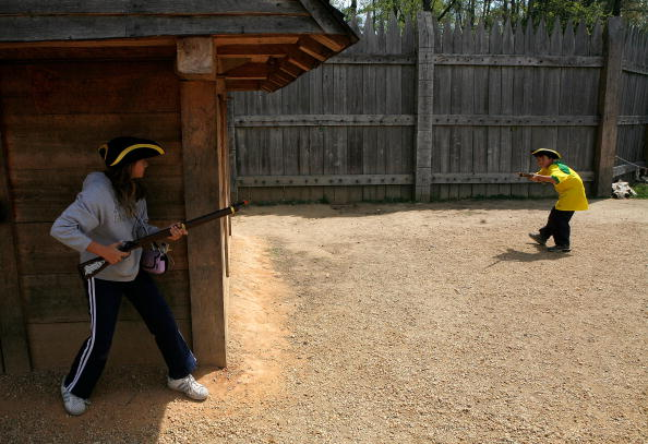 Jamestown - Virginia「U.S. Commemorates 400th Anniversary Of Jamestown Settlement」:写真・画像(13)[壁紙.com]