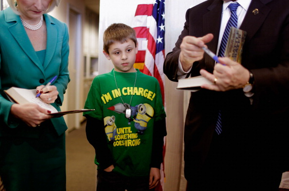 Speaker of the House「Newt Gingrich Campaigns In Maryland Ahead Of Primary」:写真・画像(12)[壁紙.com]