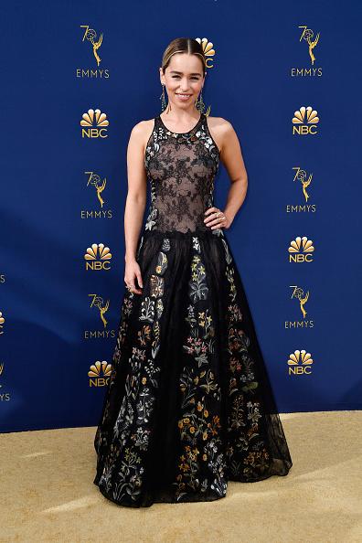 Emmy award「70th Emmy Awards - Arrivals」:写真・画像(13)[壁紙.com]