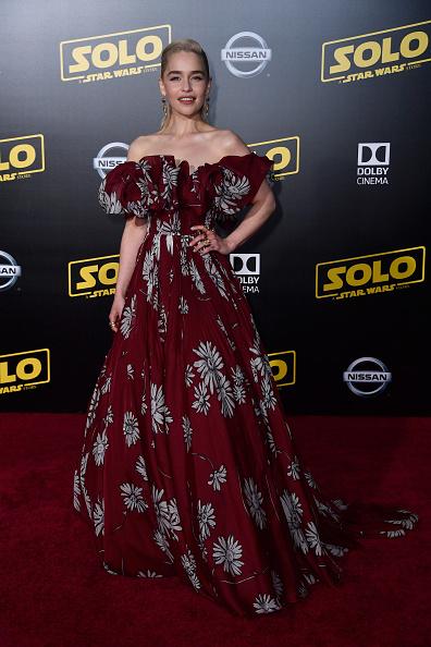 1人「Premiere Of Disney Pictures And Lucasfilm's 'Solo: A Star Wars Story' - Arrivals」:写真・画像(5)[壁紙.com]