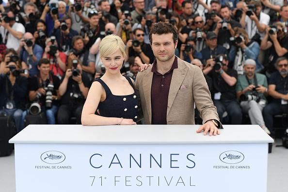 """スター・ウォーズ・シリーズ「""""Solo:  A Star Wars Story"""" Photocall - The 71st Annual Cannes Film Festival」:写真・画像(18)[壁紙.com]"""