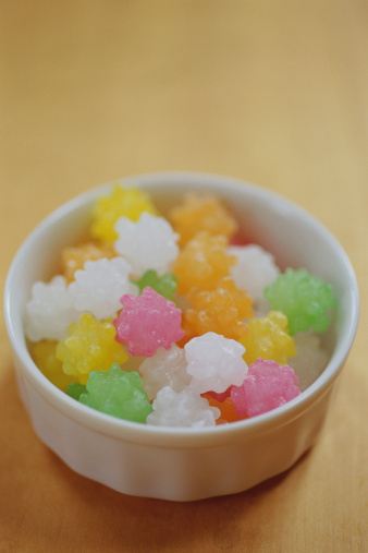 Wagashi「Sugar candies, close-up」:スマホ壁紙(19)