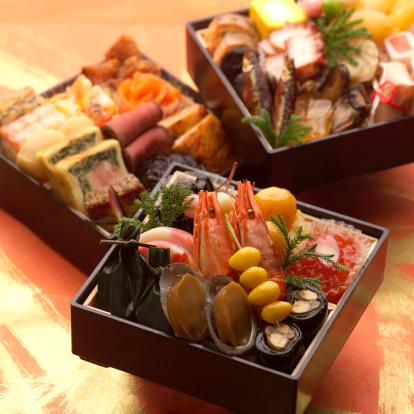 おせち「Osechi -Japanese traditional food for the new year」:スマホ壁紙(15)