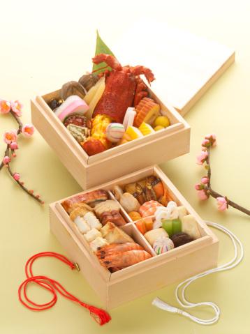 おせち「Osechi -Japanese traditional food for the new year」:スマホ壁紙(5)