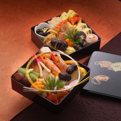 おせち「Osechi -Japanese traditional food for the new year」:スマホ壁紙(12)