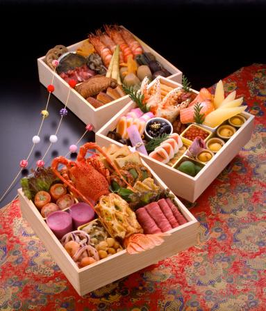 おせち「Osechi -Japanese traditional food for the new year」:スマホ壁紙(19)