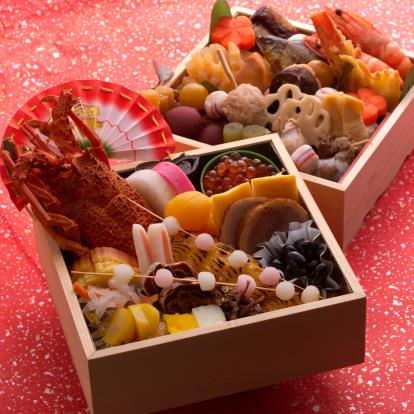 おせち「Osechi -Japanese traditional food for the new year」:スマホ壁紙(14)