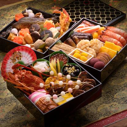 おせち「Osechi -Japanese traditional food for the new year」:スマホ壁紙(11)