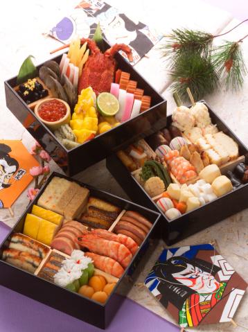おせち「Osechi -Japanese traditional food for the new year」:スマホ壁紙(10)