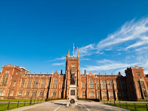 19th Century「Queen's University, Belfast, Northern Ireland」:スマホ壁紙(6)