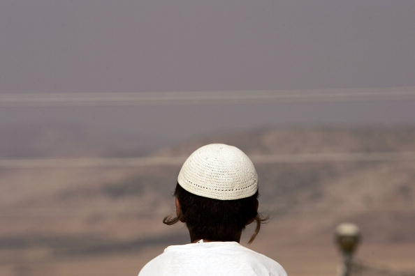 Skull Cap「Israeli West Bank Settlements Evacuated by Force」:写真・画像(12)[壁紙.com]