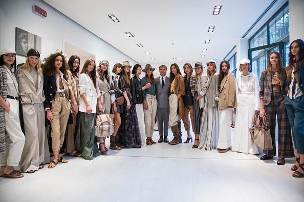 春夏コレクション「Brunello Cucinelli Presentation - Milan Fashion Week Spring/Summer 2019」:写真・画像(0)[壁紙.com]