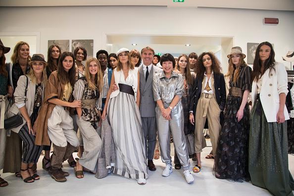 春夏コレクション「Brunello Cucinelli Presentation - Milan Fashion Week Spring/Summer 2019」:写真・画像(3)[壁紙.com]