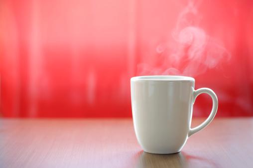 蒸気「ホットコーヒーを」:スマホ壁紙(0)