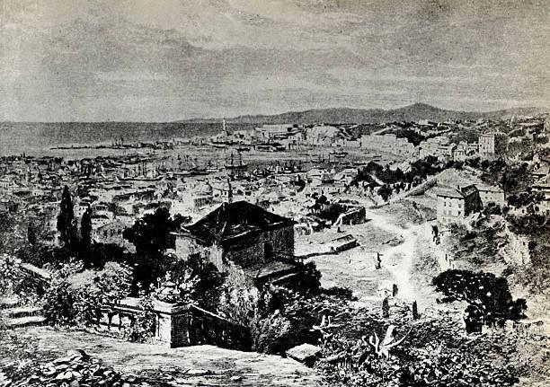 Genoa, Italy, early 19th century:ニュース(壁紙.com)